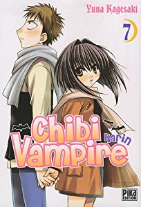 Chibi Vampire Karin Edition simple Tome 7