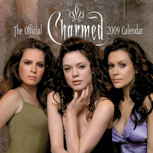 Click for larger image of Charmed Calendar 2009 (Square Calendar)