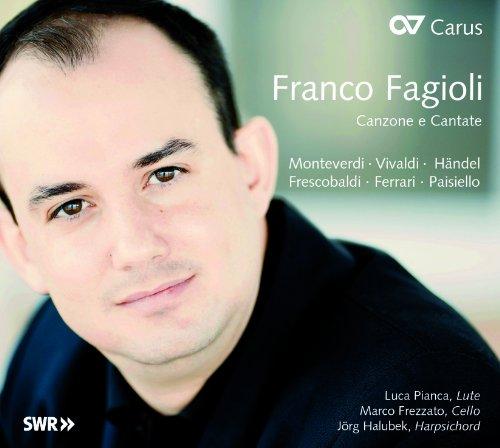 Franco Fagioli - Canzone e Cantate.