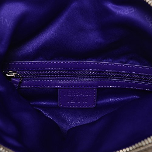 Versace Jeans - Borsetta senza manici donna Metallic