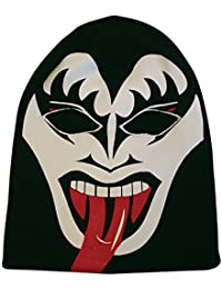 Kiss - Gene Simmons German Logo Balaclava