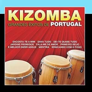 Kizomba Grandes êxitos de Portugal