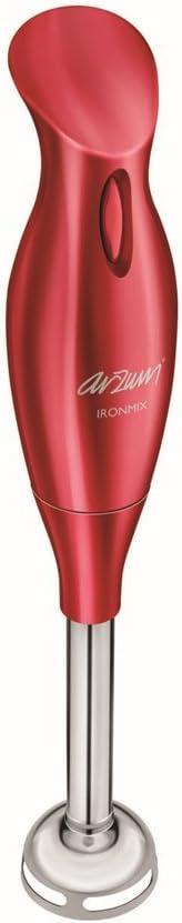 Arzum AR131 Çubuk Blender, 550 W, Kırmızı