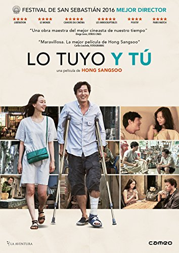 Lo tuyo y tú [DVD]