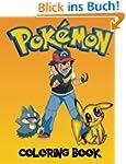 Pokemon Coloring book: A great colori...
