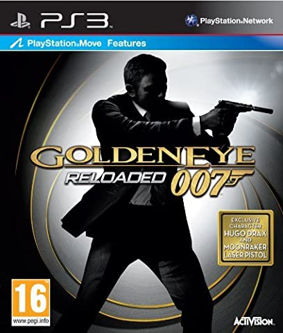 Goldeneye 007: Reloaded - Move Compatible (PS3) by ACTIVISION