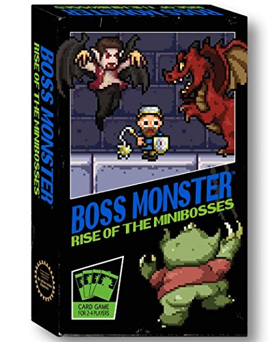 Brotherwise Games BGM017 Boss Monster: Rise of The Minibosses Preisvergleich