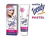 Venita TRENDY COLOR Pastel TÖNUNG CREME, semipermanente Haarfarbe no.42 Lavendel 75 ml