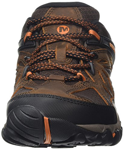 Merrell All Out Blaze Ventilator Gore-Tex, Chaussures de Randonnée Basses Homme Marron (Brown/Burnt Maple)