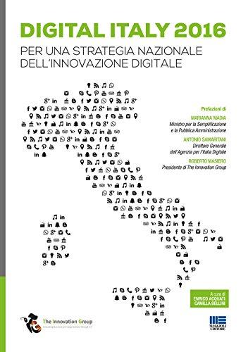 Digital Italy 2016. Per una strategia nazionale dell'innovazione digitale - Amazon Libri