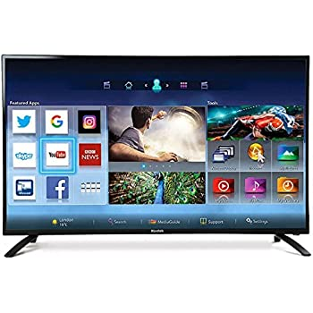 Kodak 122 cm (50 inches) 50FHDXSMART Full HD LED Smart TV (Black)