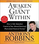 Awaken The Giant Within by Robbins, Anthony (2000) Audio CD