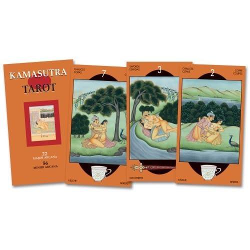 KAMASUTRA TAROT (cards) by Mallnaga Vatsayayana (2006-07-25)