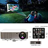 3900 Lumen 1080P 3D Beamer,Full HD LED 5,8
