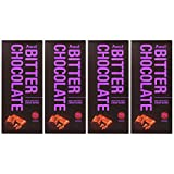 Amul 75% Dark Chocolate Bar, 150g [Pack of 4, Made from Finest Cocoa Beans, Natural Source of Antioxidant]