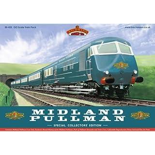 BACHMANN 30-425 MIDLAND PULLMAN TRAIN PACK