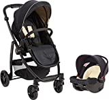 Graco Evo Trio Noir et Gris, Collection 2017