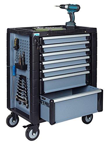 Küpper-Carro de herramientas befüllt