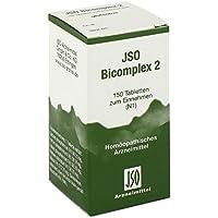 JSO BICOMPLEX Heilmittel Nr. 2 150 St Tabletten preisvergleich bei billige-tabletten.eu