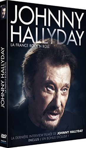 JOHNNY HALLYDAY, La France Rock'n Roll (inédit et exclusif)