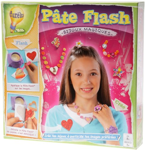 Splash Toys Pâte Flash ('Flash Paste') 30450 Schmuckherstellung Kit Splash Flash