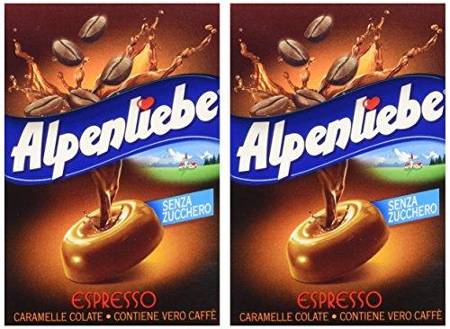 Alpenliebe Espresso Caramelle Gommose - 102 gr