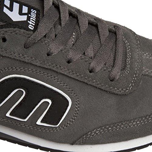 Etnies Lo-Cut Ii Ls, Chaussures de Gymnastique Mixte Adulte Grey