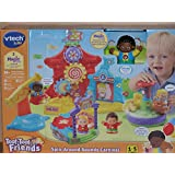 Vtech Toot Toot Friends Spin Around Sounds Carnival inc Austin Magic Point