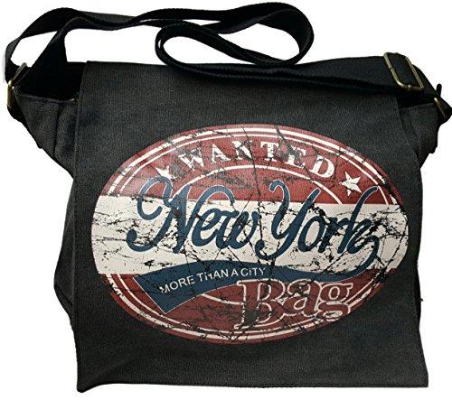 Robin Ruth Borse A Tracolla In Tela Borse A Tracolla New York Usa Collezione Collection New York Wanted