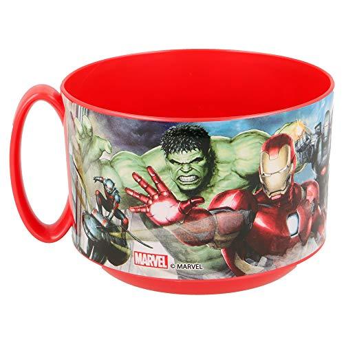 Los Vengadores Avengers-Los Tazon plastico Micro 450