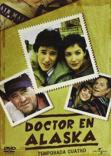 Doctor En Alaska - 4ª Temporada [DVD]