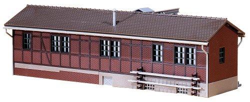 Imagen 1 de Faller - Edificio industrial de modelismo ferroviario H0 escala 1:87