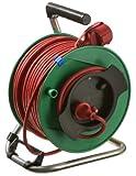 as -Schwabe 12236 Gerätetrommel, Rasenmäher Trommel, 25 Meter H05RR-F 3G1,5, IP44 Aussenbereich/Garten