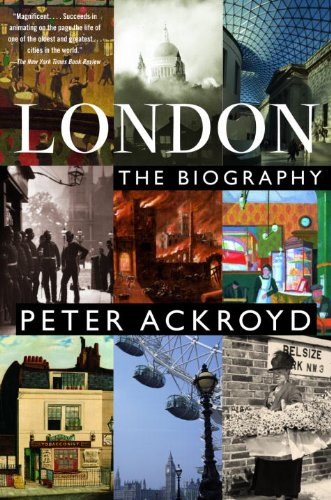 London: A Biography (English Edition)