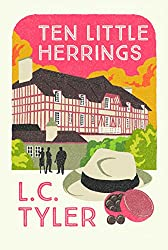 Ten Little Herrings (The Herring Mysteries)