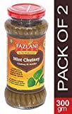 #9: Ready To Eat Mint Chutney By Fazlani Foods, 300 gms - Pack of 2