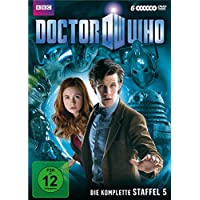 Doctor Who - Die komplette Staffel 5