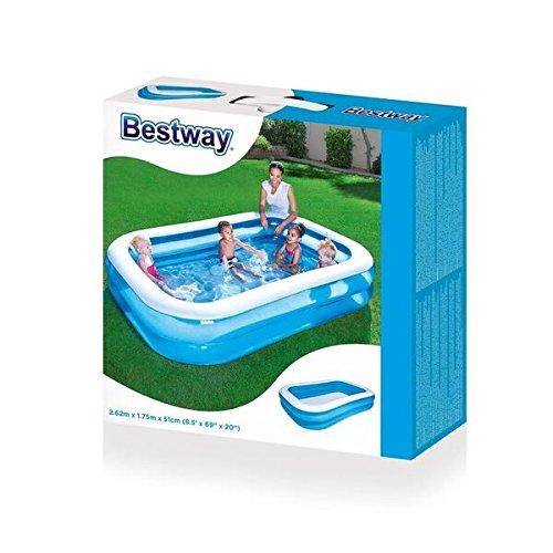 Schwimmbecken aufblasbar – Bestway – 54006B - 3
