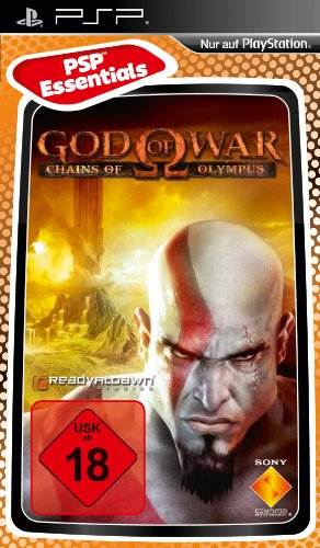 God of War Chains of Olympus [Essentials]
