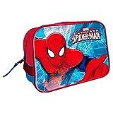 Spiderman Lizenz Neceser, 25 cm, Multicolor