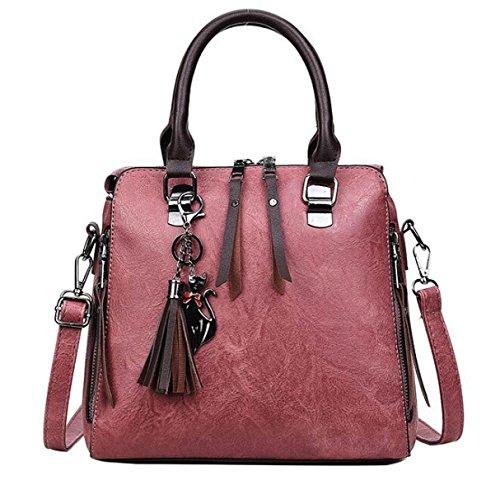 Borse Da Donna Tote Bag Per Donne Scuola College Lavoro Vacanza Palestra Weekend Viaggio Baby Change Bag Pink Almacenar El Precio Barato Fotos Venta En Línea MiW4vCAvg