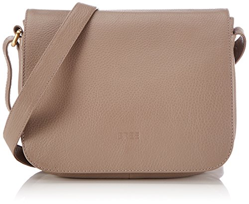 Bree Collection - Lady Top 12, N. Elefant, Ladies' Handbag, Borsa A Tracolla da donna grigio (new elephant 590)