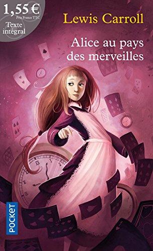 Alice au pays des merveilles  1,55 euros