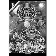 Cómic Capitán Leo-Capítulo 12-Versión Blanco y Negro: El cómic peruano