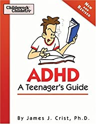 Adhd a Teenagers Guide