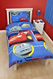 Character World 135 x 200 cm Disney Cars Spy Single Rotary Duvet Set