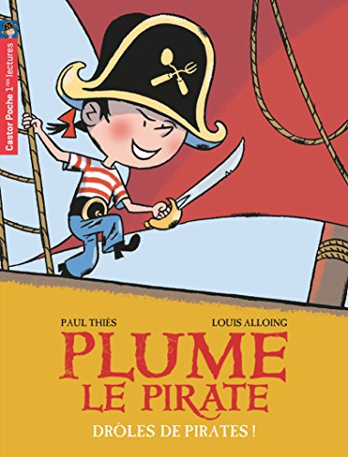 Plume le pirate, Tome 1 : Drles de pirates !