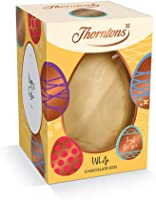 Thorntons White Chocolate Large Easter Egg 265g