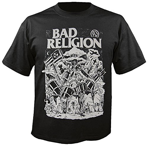 Bad Religion Wasteland - T-Shirt Größe XXL