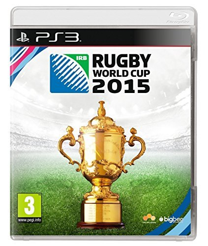 Rugby World Cup 2015 (PS3) (UK IMPORT) by Playstation